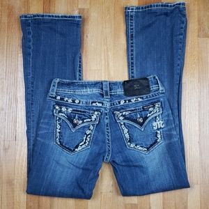 Miss Me JP5480B2 Bootcut Jeans